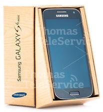 Samsung Galaxy S4 mini Mist Schwarz Black Android Handy Smartphone Neu OVP