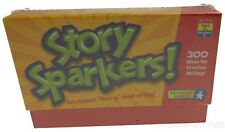 Story Sparkers Educational Insights Lot 5 Creative Writing Sentence Question