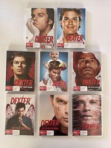 DEXTER | The Complete Series | Season 1 - 8 | DVD Box Set TV Show Region 4