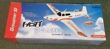NIB Graupner ~HoTT Deluxe~ R/C RC BNF Airplane / Mooney?...A Real Peach..SCARCE!