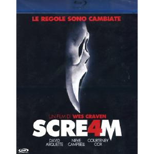 Scream 4 (Edizione 20011)  [Blu-Ray Nuovo]