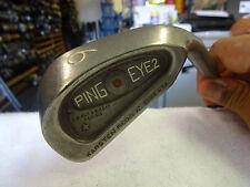 Ping Eye2+ Brown Dot #6 Iron Original Steel Stiff Flex