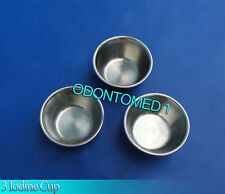 3 Iodine Cup Surgical Medical Equipment Dental Instrument