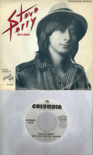 STEVE PERRY  She's Mine  promo 45 with PicSleeve  JOURNEY
