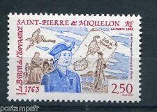 ST-PIERRE-et-MIQUELON, 1992, timbre 570, BARON de l' ESPERANCE, neuf**
