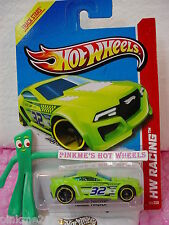Case A/B 2013 i Hot Wheels TORQUE TWISTER #111∞Sublime Green; oh5∞Track Stars