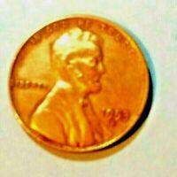 """1953 """"D"""" Lincoln WHEAT Cent  D/D Error-&-L on Rim"""