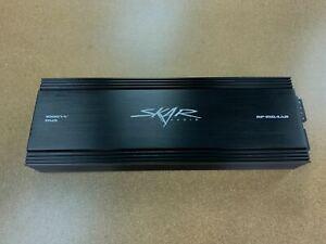 REFURBISHED SKAR AUDIO RP-150.4AB 1000 WATT RMS CLASS A/B 4-CHANNEL AMPLIFIER