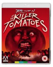 Return Of The Killer Tomatoes Blu-Ray + DVD (Blu-ray)