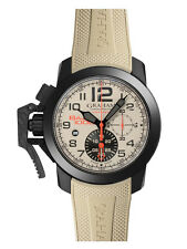 GRAHAM Chronofighter 2CCBK.E02A.K93N OVERSIZE SUPERLIGHT BAJA 1000 Limited Watch