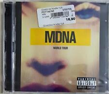 Madonna MDNA World Tour ( 2 CD )  SEALED SIGILLATO
