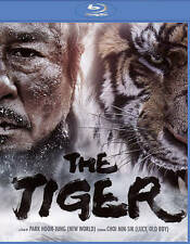 The Tiger [Blu-ray], New Disc, Kim Sang-ho, Jung Man-sik, Choi Min-sik, Park Hoo