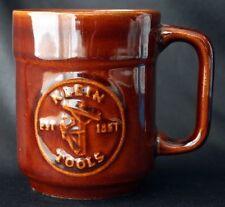 KLEIN TOOLS Lineman Pfaltzgraff China Advertising Mug 1982