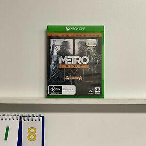 Metro Redux Xbox one game oz18