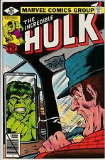 Incredible Hulk #238 Aug-79  Very Fine+