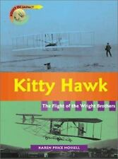 Kitty Hawk: Flight of the Wright Brothers (Point of Impact)-ExLibrary