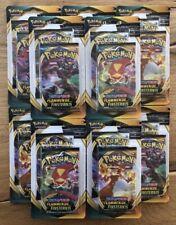 Pokemon Schwert und Schild Flammende Finsternis 10 Doppel Booster 200 Karten