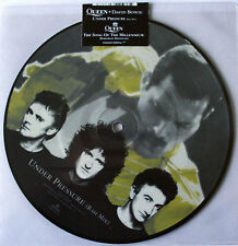 "NEW! QUEEN & DAVID BOWIE UNDER PRESSURE 7"" VINYL PICTURE PIC DISC"