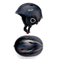 Adjustable Helmet Kids Boys Girls Retro Matte Color Snow/Sport Snowboarding Ski