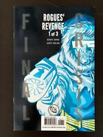 FINAL CRISIS: ROGUE'S REVENGE #1 DC COMICS 2008 VF/NM