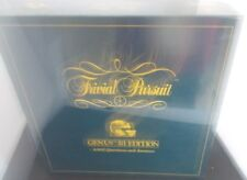 Trivial Pursuit Genus Edition III 3 3rd Edition Genius Parker New  Sealed