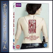 TOP OF THE LAKE - CHINA GIRL - SEASON 2 *BRAND NEW DVD***