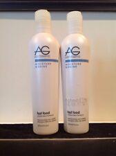 AG Fast Food Sulfate Free Shampoo - 8 oz - Lot of 2 - UNISEX