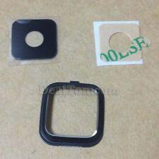 OEM Camera Cover Frame Holder + Glass Lens For Samsung Galaxy Note 4 N910 Black