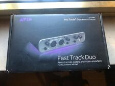 avid fast track duo scheda audio - protools first - chiave usb