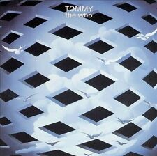 Tommy The Who (CD, 1996) MCA Records Pinball Wizard I'm Free
