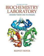 NEW Biochemistry Laboratory: Modern Theory and Techniques (2nd Edition)