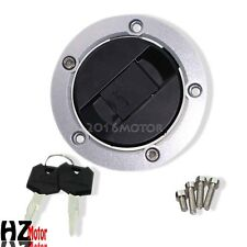 Fuel Gas Tank Cap Lock Fit Suzuki GSXR 600 2004-2016 05 06 07 08 09 SFV650 2009