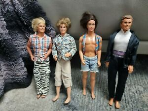 Barbie vintage Ken doll bundle