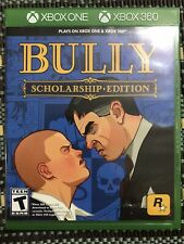 Bully: Scholarship Edition (Microsoft Xbox 360, 2017)