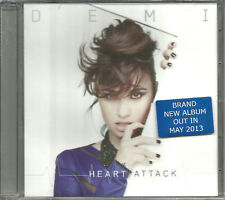 Demi Lovato: [Made in South East Asia 2013] Heart Attack        CD-Single