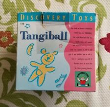 Discovery Toys TANGIBALL Squishy, Squeezy Scented Sensory Ball