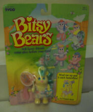#7087 NRFC Vintage Tyco Bitsy Bears Flutterbye Bear