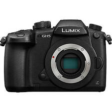 FOTOCAMERA MIRRORLESS DIGITALE PANASONIC LUMIX GH5 SOLO CORPO