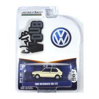 Greenlight 30000-F VW Golf I GTI weiss - V-Dub Series Maßstab 1:64 NEU!°