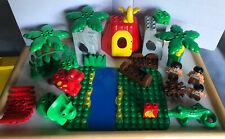LEGO Duplo 9194 Rare Vintage Giant Dinosaur Dino Set 1997