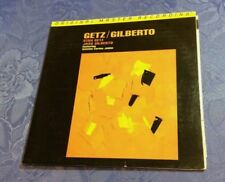 STAN GETZ & JOAO GILBERTO (LP) [MFSL 1-208 ANADISQ 200GR VINYL 1994 LTD NUMBERED