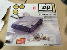 iomega Zip 100 Drive - Parallel, Boxed with Disks (910)