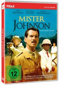 Mister Johnson * DVD Romanverfilmung mit Pierce Brosnan * Pidax Neu