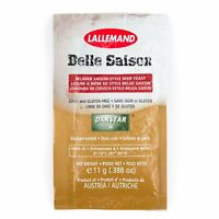 Belle Saison Dry Beer Yeast for Fruity Belgian Farmhouse Ales Danstar 11g Packet