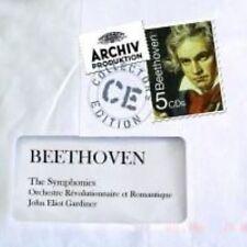 Ludwig Van Beethoven The Symphonies 0028947786436 CD