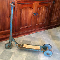 Rare Vintage Cyclops Scooter