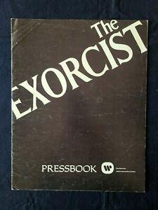 The Exorcist original pressbook   Horror