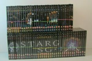 STARGATE THE MAGAZINE COLLECTION BUNDLE - 69x DVDS, INCOMPLETE              #NS#