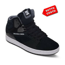 Dc shoes Seneca High black white bianco nero alte new skate moto