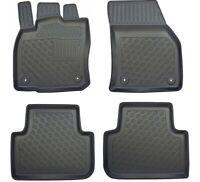 OPPL Fußraumschalen 4-teilig statt Gummimatte für VW Golf Sportsvan 2014-